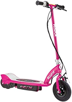 Amazon.com: Razor E175 Kids Ride On 24V - Patinete eléctrico ...