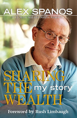 Sharing the Wealth : My Story
