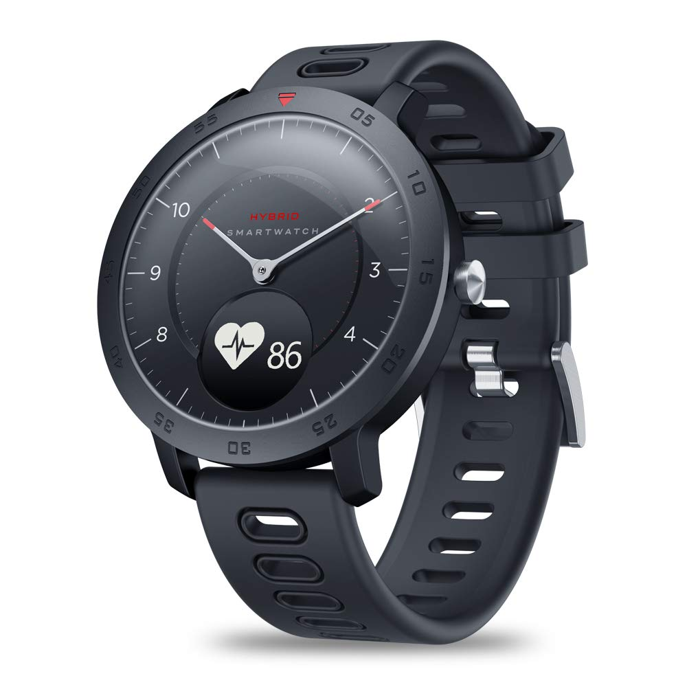 Zeblaze Hybrid Smart Watch para Hombre, Impermeable ...