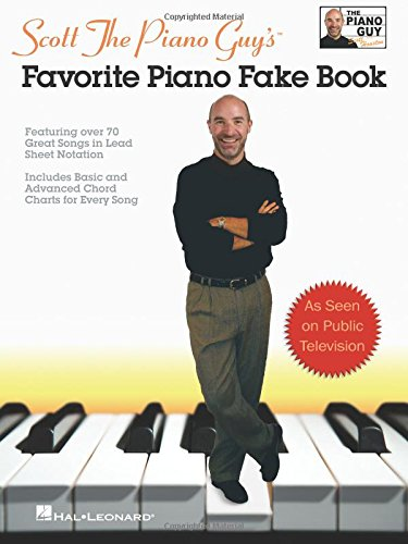 Scott The Piano Guy's Favorite Piano Fake Book (Christmas Song The Lead Sheet)