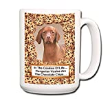 Hungarian Vizsla Chocolate Chip Coffee T