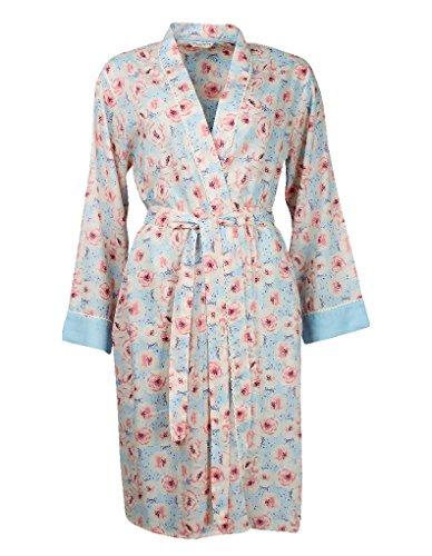 Cyberjammies Perfect Pastels Robe de Chambre à Imprimé Pastels - Bleu 0849