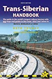 img - for Trans-Siberian Handbook: Trans-Siberian, Trans-Mongolian, Trans-Manchurian and Siberian BAM Routes (Includes Guides to 25 Cities) by Bryn Thomas (2014-05-15) book / textbook / text book