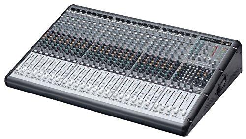 Bus Analog Mixer (Mackie Onyx 24.4 24-channel/4-Bus Premium SR Console)