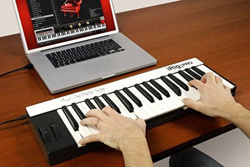 iPad Compatible MIDI Keyboards, Controllers (10)