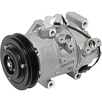 UAC CO 11078C A/C Compressor