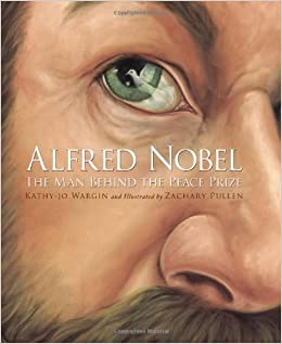 Image result for alfred nobel the man behind the peace prize