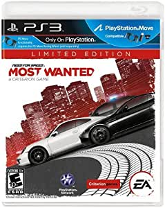 Need for Speed Most Wanted - Playstation 3