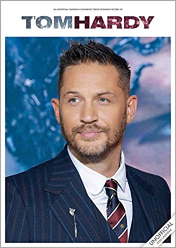 Tom Hardy 2021 A3 Poster Calendar 15/% OFF MULTI ORDERS!