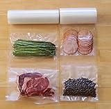 "2 Pack - Simple Houseware 11"" x 50' Vacuum Sealer"