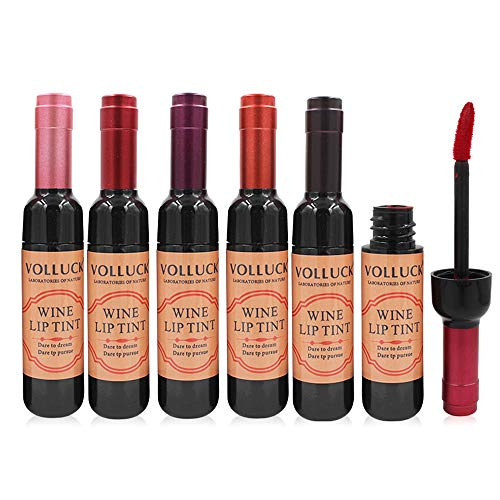 Wine Liquid Lipstick Gloss