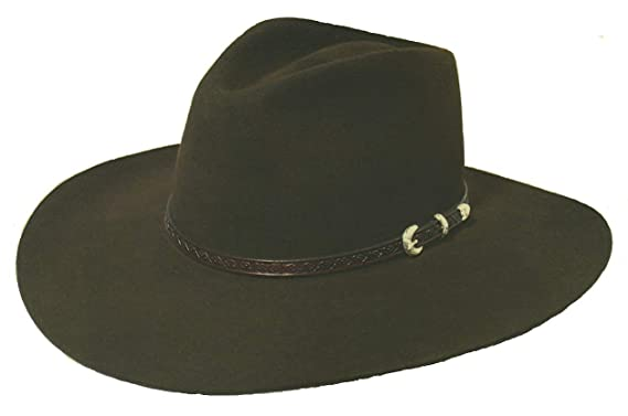 Stetson Cowboy Hat 6X Carson South Point Color Chocolate at Amazon ... aa1b5a63523