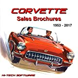 Corvette Sales Brochures 1953 - 2017