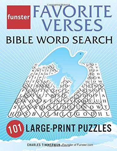 Funster Favorite Verses Bible Word Search - 101