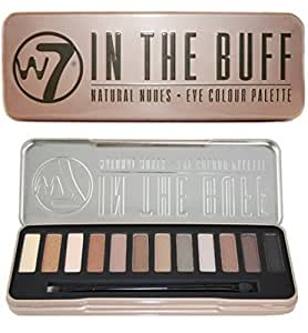 W7 - In The Buff- Natural Nudes Eye Colour Palette