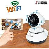 ZVision HD 1.3MP Wireless IP Network CCTV Camera Wifi P2P Security Surveillance Camera Night Vision IR Baby Monitor Motion Detection Alarm