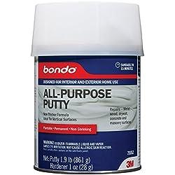 3M Bondo Home Solutions All Purpose Putty, 1-Quart