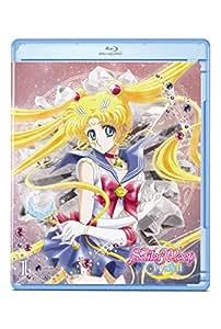 Sailor Moon Crystal Set 1 Standard (BD/DVD combo pack) [Blu-ray]