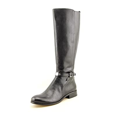 cf46a7839 Amazon.com   Michael Michael Kors Arley Riding Boot Wide Calf Women ...