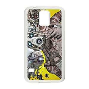 Strange robot Cell Phone Case for Samsung Galaxy S5 by runtopwell