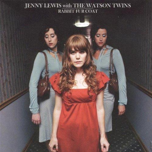 Rabbit Fur Coat by JENNY & WATSON TWIN LEWIS (2006-01-01) (Jenny Lewis Rabbit Fur Coat)