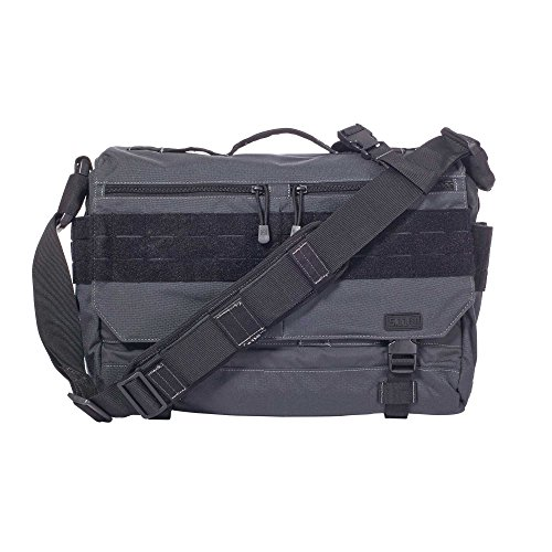 5.11 Rush Delivery Multifunction Tactical Messenger Bag Military Briefcase for Laptop/Camera/Tablet, Style ()