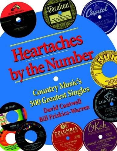 Download Heartaches by the Number: Country Music's 500 Greatest Singles pdf