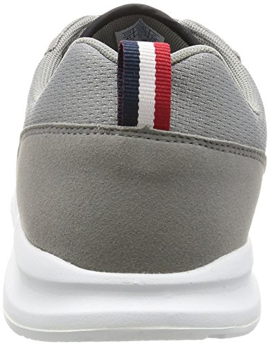Le Coq Sportif R600 MESH Chaussures Mode Sneakers Homme Gris