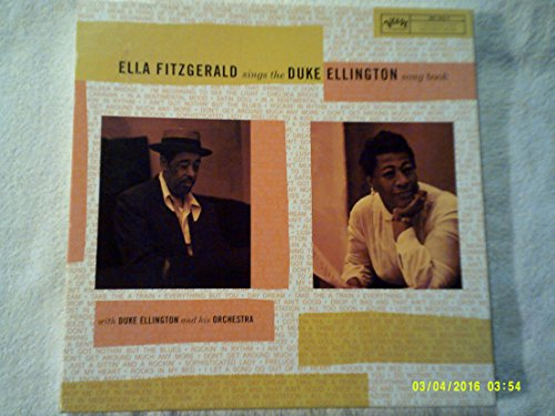 Diana Krall - Ella Fitzgerald Sings The Duke Ellington Song Book, Vol. 1 - Zortam Music