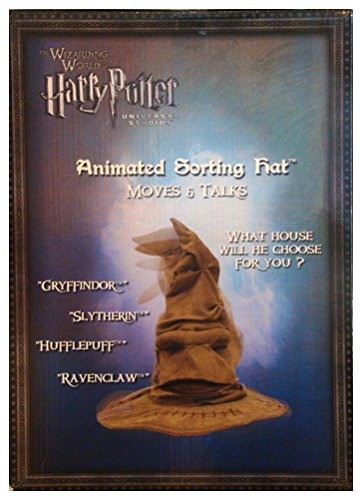 Harry Potter Talking Animated Sorting Hat