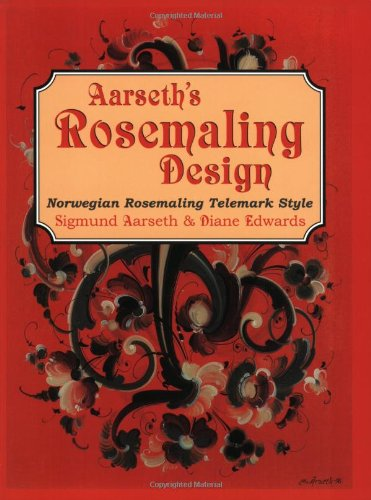 Aarseth's Rosemaling Design - Design Rosemaling
