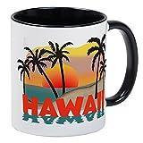 CafePress - Hawaiian / Hawaii Souvenir Mug - Unique Coffee Mug, Coffee Cup