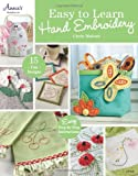 Easy to Learn Hand Embroidery, Chris Malone, 1596359706