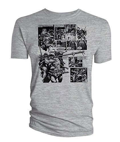 2000ad-mens-t-shirt-slaine-sky-chariots-150-grey-xxxxl