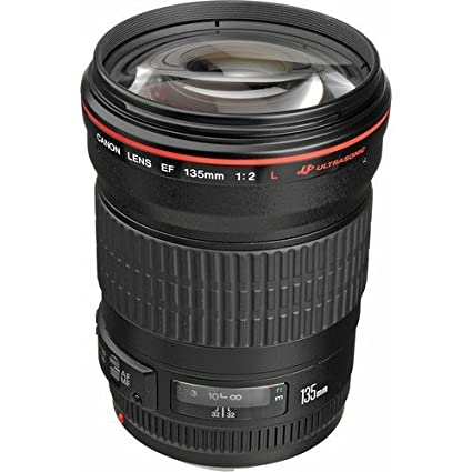 Review Canon EF 135mm f/2L