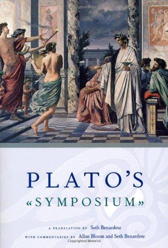 Book cover for Symposium