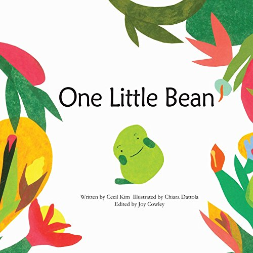 One Little Bean (Step Up: Creative Thinking, Observation: Life (Little Bean)