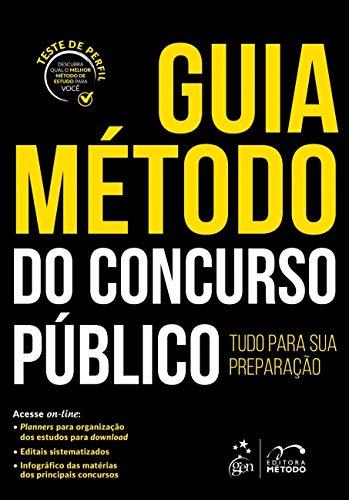 Livro: Guia método do concurso público: Tudo Para sua Preparação 1