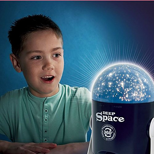 Brainstorm Toys Deep Space Home Planetarium and Projector ()