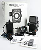 ROLLEIFLEX 6003 INTEGRAL 80MM F 2.8 MEDIUM FORMAT FILM CAMERA, MANUAL, NEW