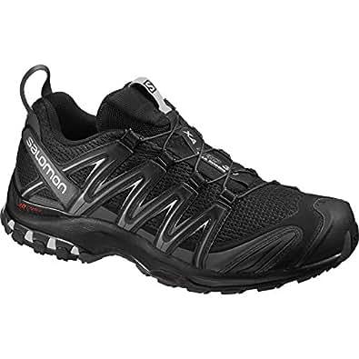 Salomon Men's XA Pro 3D Trail Running Shoes, Black, 7 M US