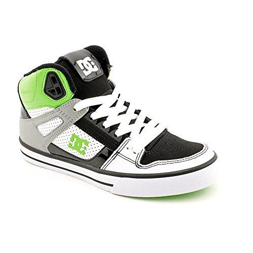 DC Shoes Mens Dc Shoes Spartan Wc - High-Top Shoes - Men - Us 8 - White White/Black/Soft Lim Us 8 / Uk 7 / Eu 40.5