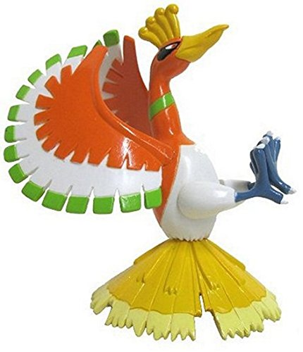 pokemon ho oh figure - 9