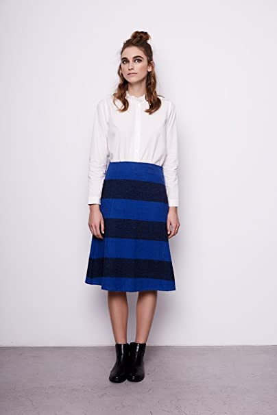 Compañia Fantastica Greyhound Skirt, Falda Casual para Mujer ...