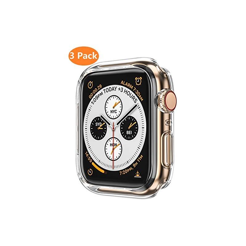 Apple Watch Series 4 Case 44mm,Monoy [3