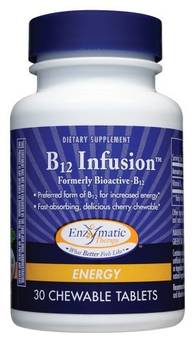 B12 Infusion 30 Chewable Tablets