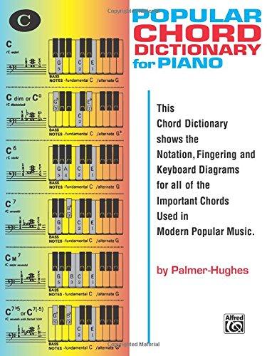 (Popular Piano Chord Dictionary)