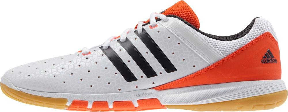 Weiß rot adidas TT Courtblast Elite