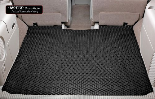 Lloyd Mats Rubbertite Custom-Fit All-Weather Rubber Floor Mats Cargo Area Compatiable for Ford Transit- Van - Rear half of full cargo area - Also need part# 3307550 for full cargo area coverage - Black (2010 10 2011 11 2012 12 )