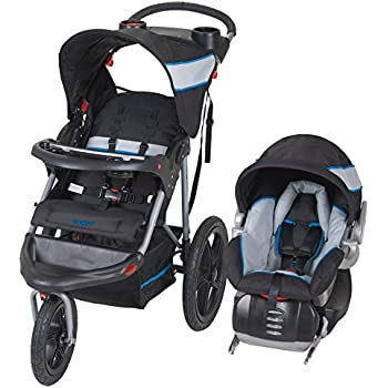 Jogger Travel Systems include a jogger and an infant car seat. Learn more about Baby Trend jogger systems, find models, manuals and shop!